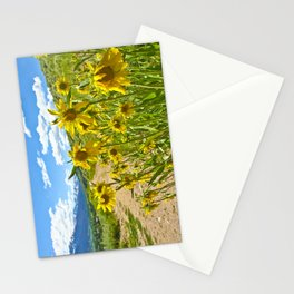 Vibrant trail Stationery Cards