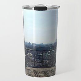 Architectural constructions design Travel Mug