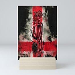 Don´t touch my pussy part V Mini Art Print
