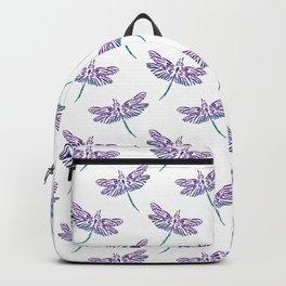 Shimmering Dragonfly Backpack