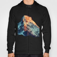 Mountain low poly Hoody