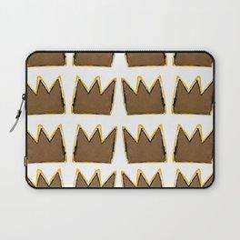 Crown Basquiat Laptop Sleeve