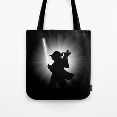 YODA'S DARK SIDE Tote Bag