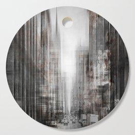 City-Art NYC 5th Avenue Cutting Board