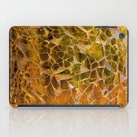 glass iPad Cases featuring Glass by Veronika