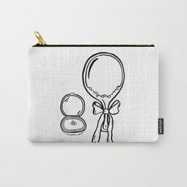 Budoir Carry-All Pouch