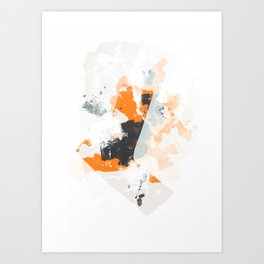 Abstract 48 Art Print