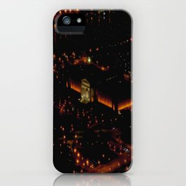 Chicago's Field Museum: A Bird's Eye View (Chicago Architecture Collection) iPhone Case