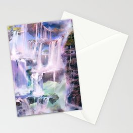 Flooded Strand Stationery Cards