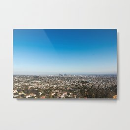 You Are My Heart, LA! Metal Print