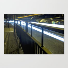 Long Exposure Photography Canvas Print