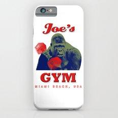 Joe's Gym Miami Beach USA t-shirt Slim Case iPhone 6s