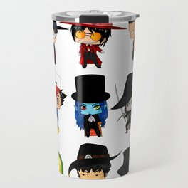 Anime Hatters Travel Mug
