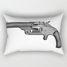 Revolver 6 Rectangular Pillow