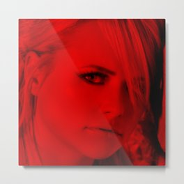 Miranda Lambert - Celebrity (Photographic Art) Metal Print
