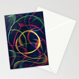 What the Wind Said II Stationery Cards