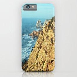 Cabo da Roca, Portugal Analog 6x6 Kodak Ektar 100 (RR 161) iPhone Case