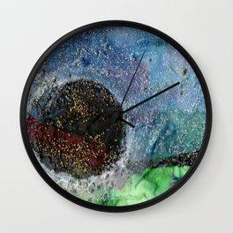 Belle journée Wall Clock