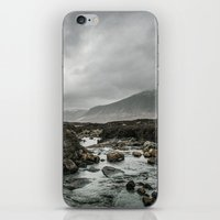 skyfall iPhone & iPod Skins featuring Skyfall by tipptapp