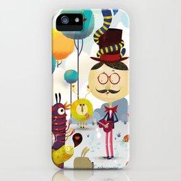 Monsterland / monster iPhone Case