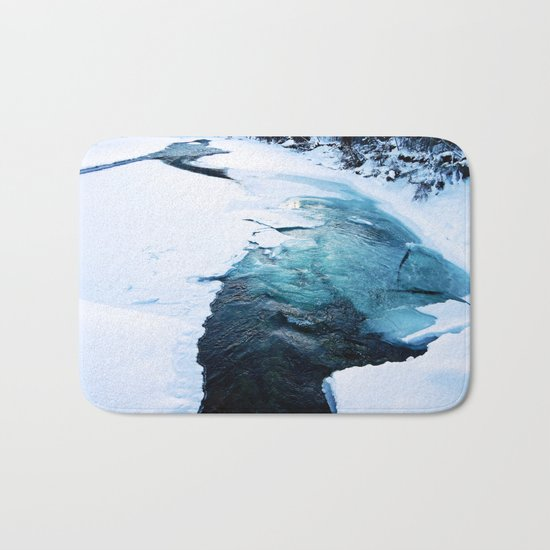 River Monster Bath Mat
