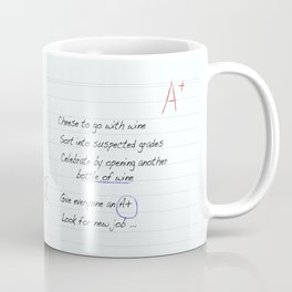 Teacher To Do List Coffee Mug