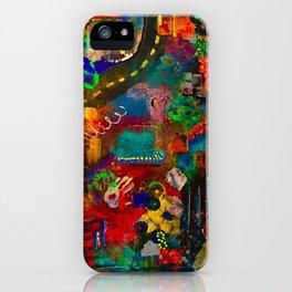 Adolescence iPhone Case