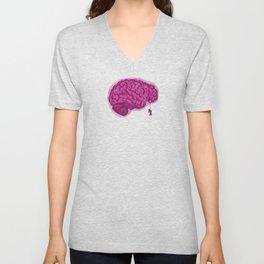 Brain Dead Unisex V-Neck