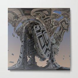 Machine Metal Print