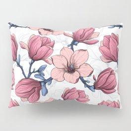 Magnolia garden 2   Pillow Sham