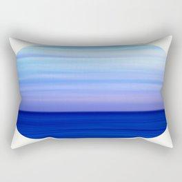 Ocean Horizontal Rectangular Pillow