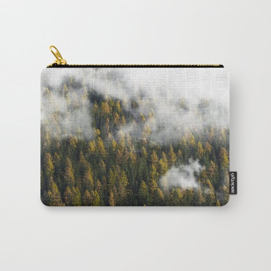 Wander Like A Bird Carry-All Pouch