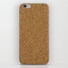 CORK iPhone & iPod Skin