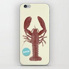 Rock Lobsta iPhone & iPod Skin