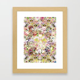 The Circle of Life Framed Art Print