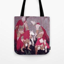 Watchers 2 Tote Bag