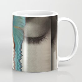 Butterfly Tears Coffee Mug