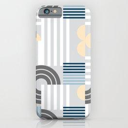 Geometrica 26 iPhone Case