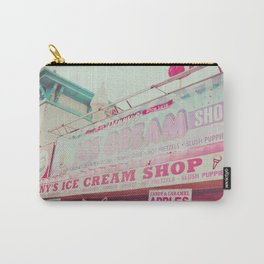 Ice Cream Shop Carry-All Pouch