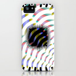 Ambiguous Abstraction, 2370f iPhone Case