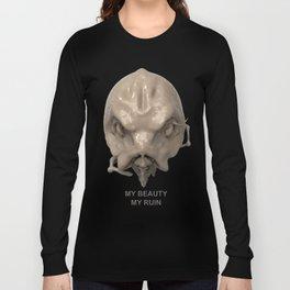 Peahen Long Sleeve T-shirt
