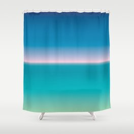SNST:8 (Balearic) Shower Curtain