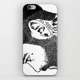 Stand Firm iPhone Skin
