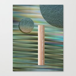 Compact Disc Canvas Print
