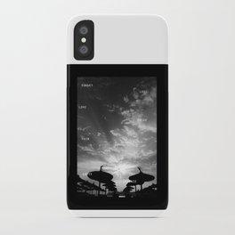 Sky  Explosion iPhone Case