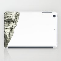breaking bad iPad Cases featuring Breaking Bad by Adam McDade