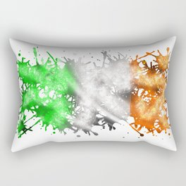 Irish Sparkle Rectangular Pillow