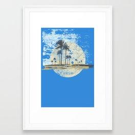 Treasure Island Dizzy Framed Art Print