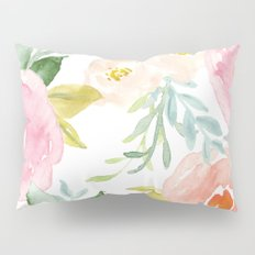 Floral 02 Pillow Sham