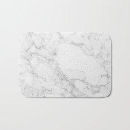 White Marble Edition 2 Bath Mat